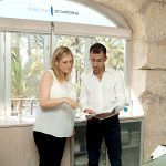 Recepción Quiropractic Alicante